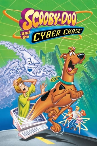 Poster of Scooby-Doo! and the Cyber Chase