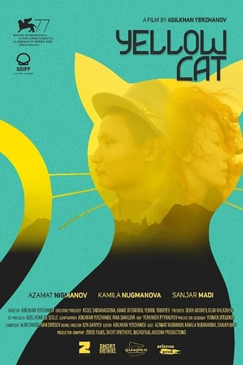 Poster of Yellow Cat