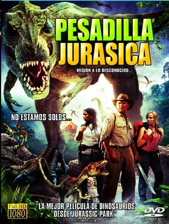 Poster of Proyecto Dinosaurio