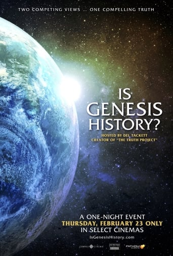 watch Is Genesis History? online