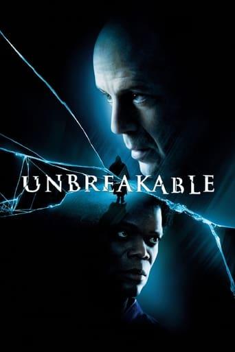 Poster of Unbreakable