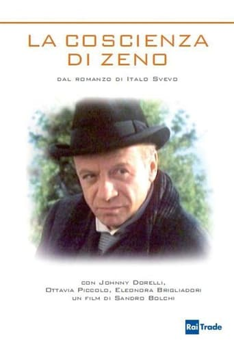 Poster of La coscienza di Zeno