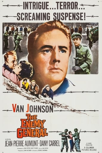 Poster of The Enemy General