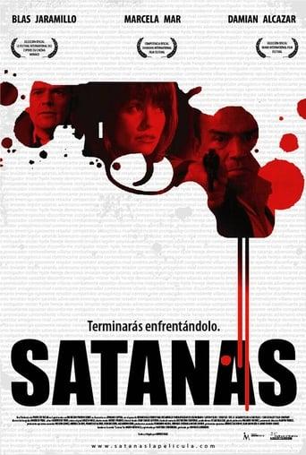 Poster of Satanás - Profile of a Killer