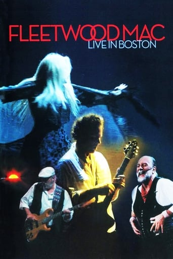 Poster of Fleetwood Mac: Live In Boston