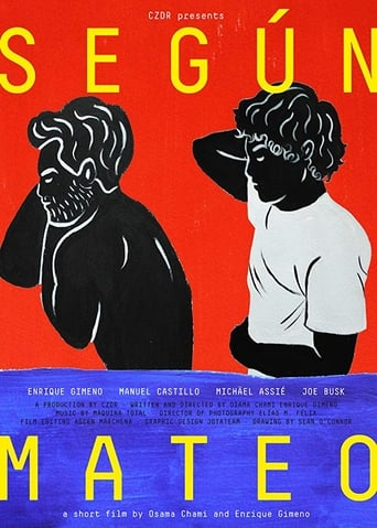 Poster of According to Mateo