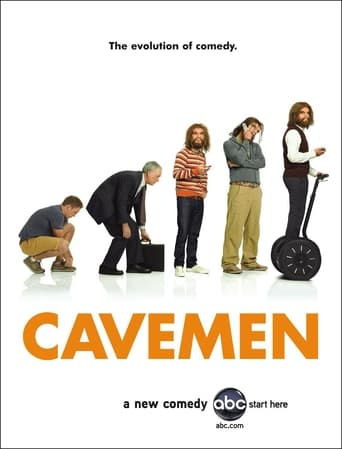 Poster of Cavemen -