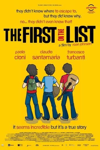 Poster of I primi della lista