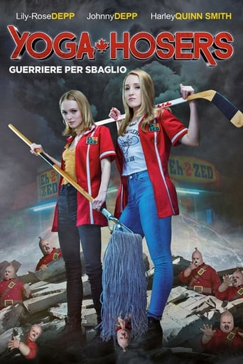 Poster of Yoga Hosers - Guerriere per sbaglio
