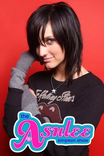 Poster of The Ashlee Simpson Show
