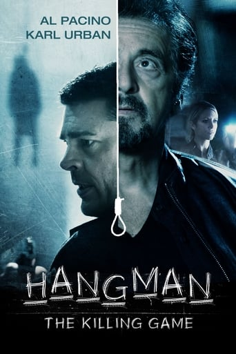 Poster of Hangman - The Killing Game