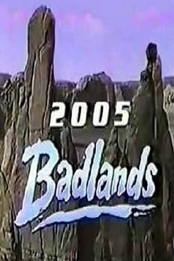 Poster of Badlands 2005