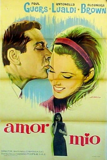 Poster of Amore mio