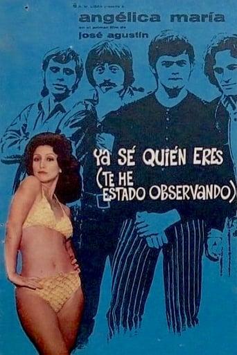 Poster of Ya se quien eres (te he estado observando)