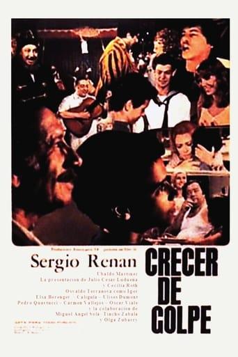 Poster of Crecer de golpe