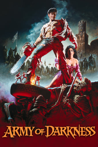 Poster of Army of Darkness
