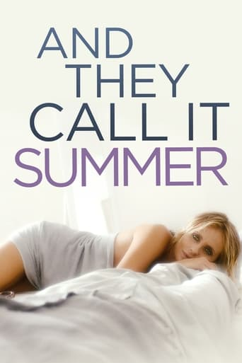 Poster of And They Call It Summer