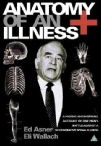 Poster of Anatomy of an Illness
