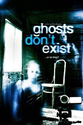 Poster of Ghosts Don't Exist