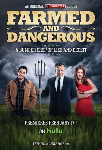 Poster of Farmed and Dangerous