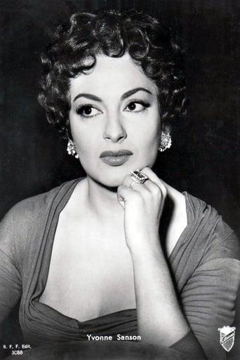 Image of Yvonne Sanson