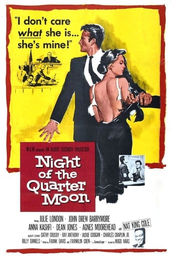 Poster of Night of the Quarter Moon