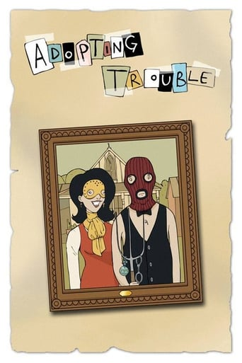 Poster of Adopting Trouble
