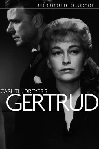 Poster of Gertrud