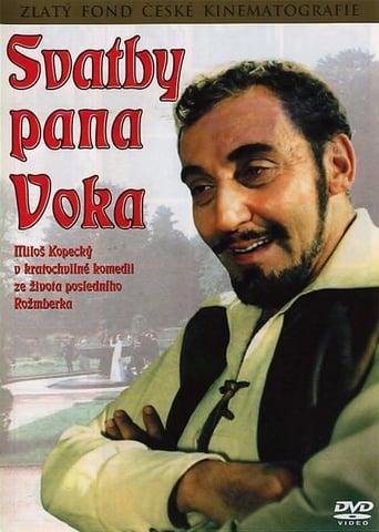 Poster of Svatby pana Voka