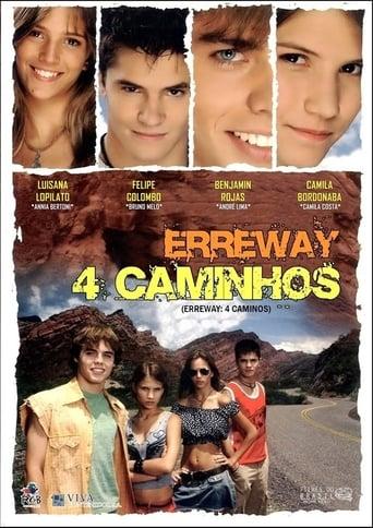 Poster of Erreway: 4 caminos