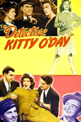 Poster of Detective Kitty O'Day