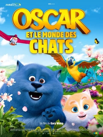 Image du film Oscar et le monde des chats