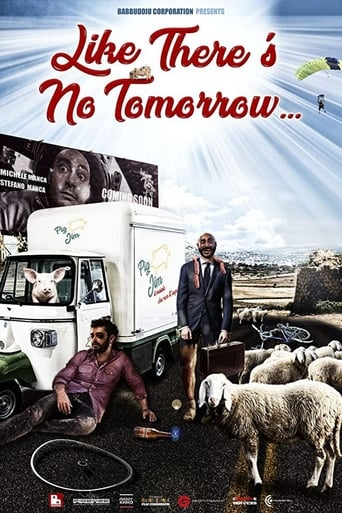 Poster of Like There's No Tomorrow