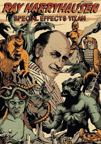 Poster of The Harryhausen Chronicles
