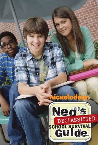 Poster for Ned's Declassified School Survival Guide
