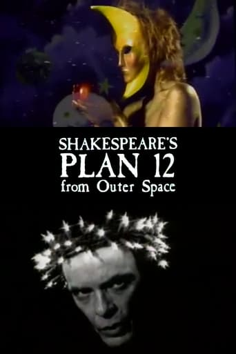 Poster of Shakespeare's Plan 12 from Outer Space