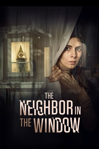 Poster of The Neighbor in the Window