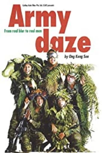 Poster of Army Daze
