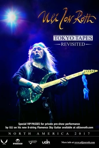 Poster of Uli Jon Roth - Tokyo Tapes Revisited
