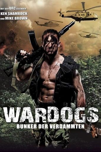 Filmplakat von Wardogs - Bunker der Verdammten