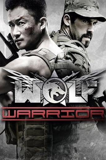 Poster of Wolf Warrior