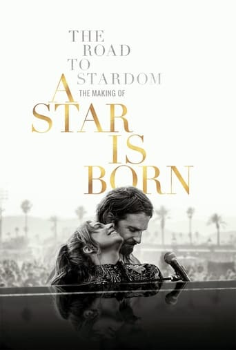 Poster of The Road to Stardom: The Making of A Star is Born