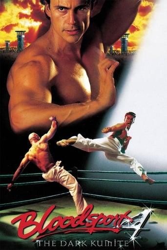 Poster of Bloodsport: The Dark Kumite