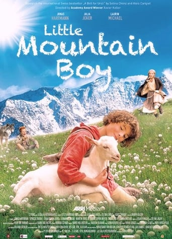 Poster of Little Mountain Boy