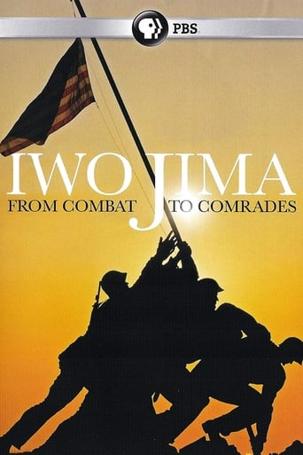 Poster of Iwo Jima: From Combat to Comrades