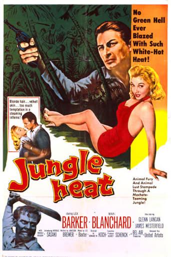 Poster of Jungle Heat