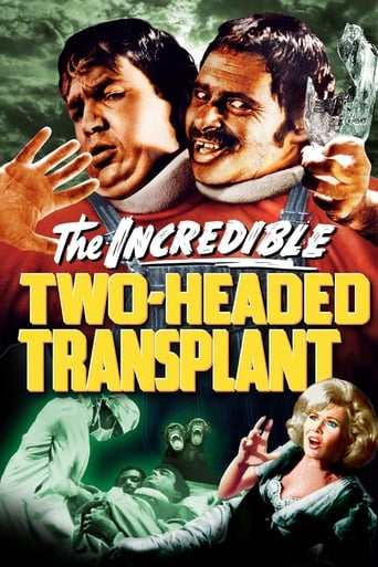 Poster of The Incredible 2-Headed Transplant