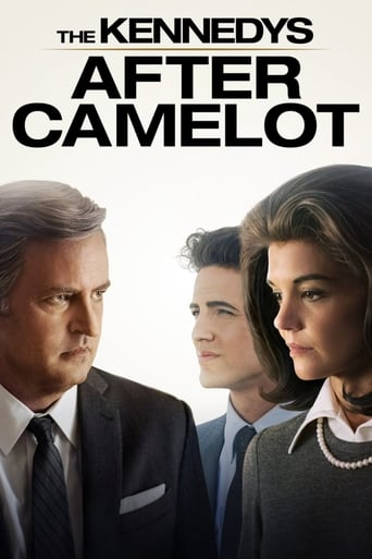 Poster of The Kennedys: After Camelot