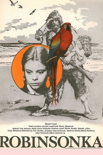 Poster of Robinson Girl