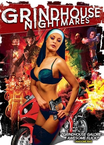 Poster of Grindhouse Nightmares